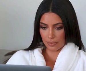funny, kim kardashian, and reaction image