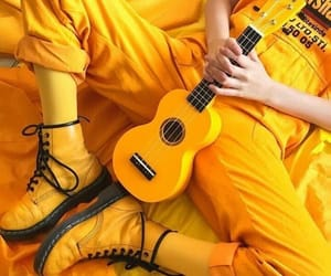 yellow and indie image