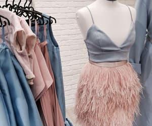 pink and skirt image
