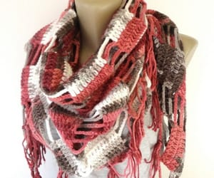 etsy, scarf, and gift for mom image