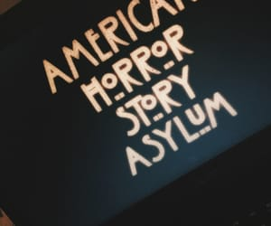 asylum, coven, and dark image