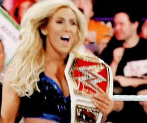 charlotte, gif, and wrestling image