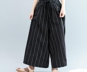 etsy, loose pants, and maxi pants image