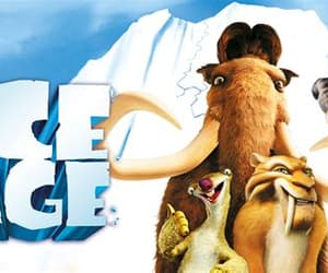 blue sky, ice age, and diego image