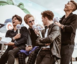 interview, capital fm, and the vamps image