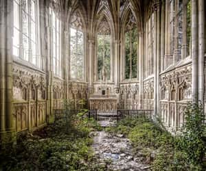 abandoned building, beautiful, and photograph image