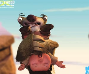 baby, diego, and sid image