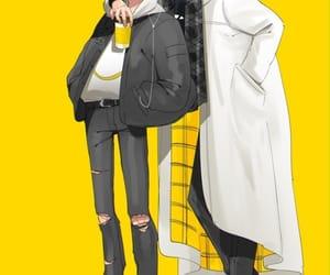 ash, anime boy, and eiji image