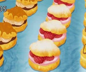 cake, food, and gif image