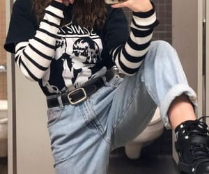 grunge, aesthetic, and clothes image