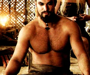 actor, tv series, and khal drogo image