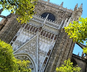 andalucia, architecture, and cathedral image