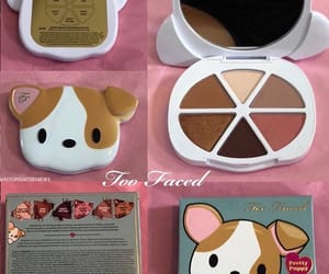 too faced, toofaced, and faced image