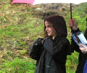 emma watson, harry potter, and harry potter making off image