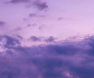 sky, purple, and wallpaper image