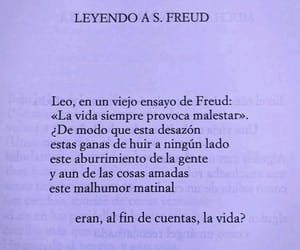 frases, freud, and letras image