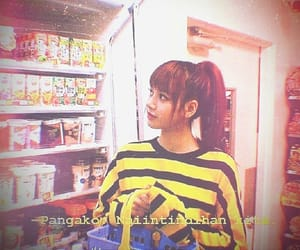 aesthetic, grocery store, and blackpink image