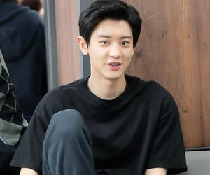 exo, park chanyeol, and chanyeol image