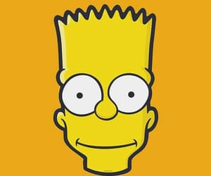 bart, march, and yellow image