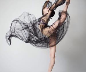 ballerina, posing, and ballet image