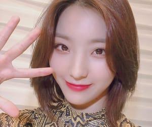 kpop, saerom, and idol school image