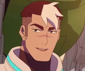 shiro, Voltron, and spacedad image