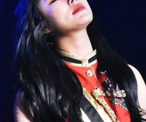 red uniform, wheein, and mamamoo wheein image