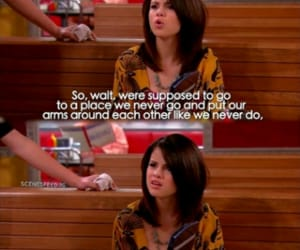 funny, quotes, and wizards of waverly place image