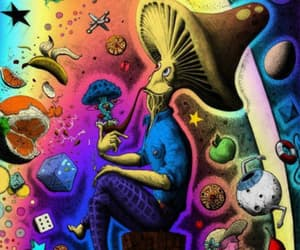 aliens, colores, and planeta image