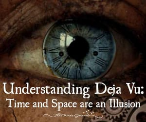 article, deja vu, and new age image