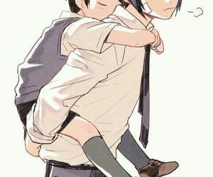 anime, beautiful, and guy image