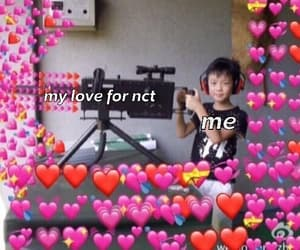 nct, chenle, and reactionpicture image