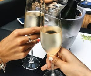 champagne, drink, and напиток image