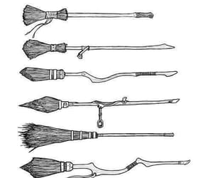 all, broom, and harry potter image