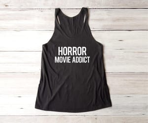 addict, horror, and quote image
