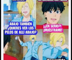 anime, ash lynx, and eiji okumura image
