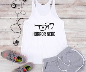etsy, funny, and glasses image
