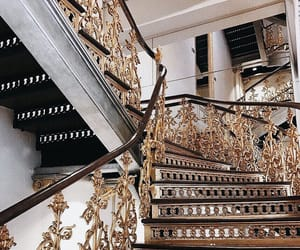 escalier, home, and luxe image