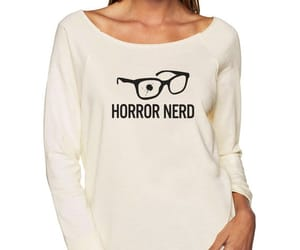 design, friday the 13th, and glasses image