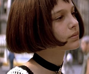 girl, luc besson, and nathalie portman image