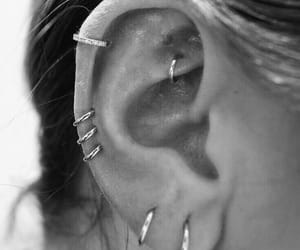 piercing, style, and fashion image