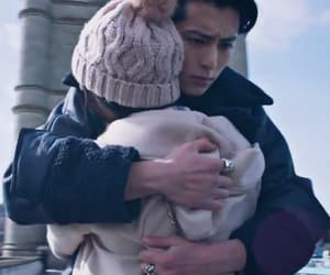 couple, chinese drama, and dylan wang image