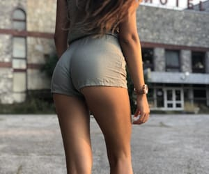 aesthetics, fitspo, and booty image