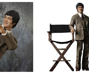 bruce lee, collectible, and Figure image