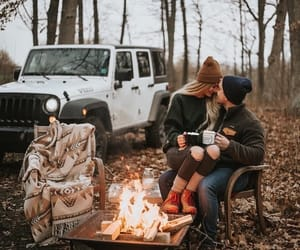 love, couple, and adventure image