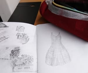 creative, zeichnen, and drawing image