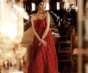 architecture, bollywood, and dress image