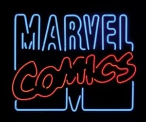 Avengers, comics, and Marvel image