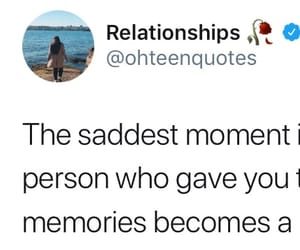 heartbroken, quote, and Relationship image
