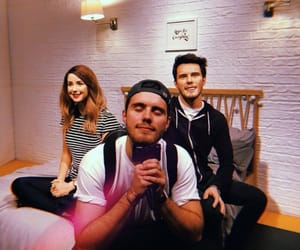 zoella, pointlessblog, and wax figures image